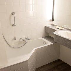 Отель Glenmore Бельгия, Остенде - отзывы, цены и фото номеров - забронировать отель Glenmore онлайн ванная