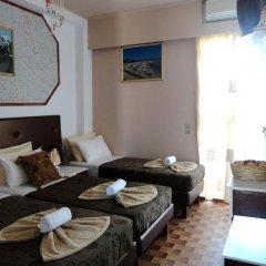 Minoa Hotel 2* Стандартный номер с различными типами кроватей фото 7