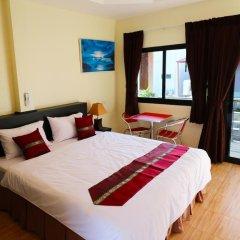 Отель Kamala Beach Guesthouse комната для гостей фото 3