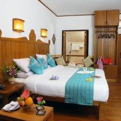 Hotel Amazing Nyaung Shwe 3* Номер Делюкс с различными типами кроватей