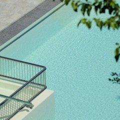 Отель Residence Sonne Сцена бассейн фото 3