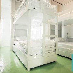 Best Stay Hostel Кровать в общем номере двухъярусные кровати фото 2