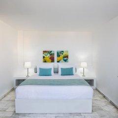 Отель Santorini Kastelli Resort 5* Стандартный номер с различными типами кроватей фото 6