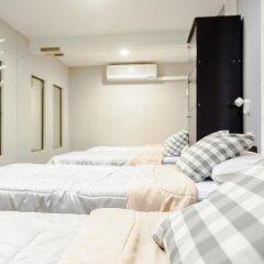 I-Sleep Silom Hostel Кровать в общем номере с двухъярусной кроватью фото 3
