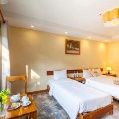Отель Bauhinia Resort 3* Улучшенный номер с различными типами кроватей фото 11