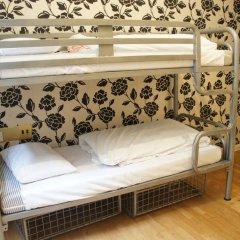 Отель Hostelpoint Brighton Кровать в женском общем номере с двухъярусной кроватью фото 3