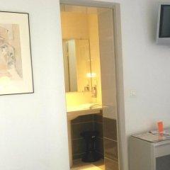 Отель Hôtel Berlioz 3* Стандартный номер с различными типами кроватей фото 2