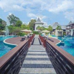 Отель Z Through By The Zign Таиланд, Паттайя - отзывы, цены и фото номеров - забронировать отель Z Through By The Zign онлайн бассейн фото 3