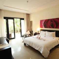 Отель Thanh Binh Riverside Hoi An 4* Номер Делюкс с различными типами кроватей фото 11