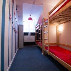 Хостел Фрегат Кровать в мужском общем номере с двухъярусной кроватью фото 4