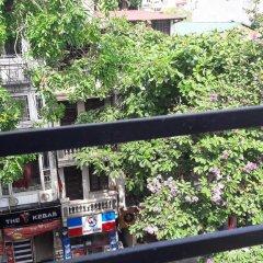 Hanoi Light Hostel Кровать в женском общем номере с двухъярусной кроватью фото 2