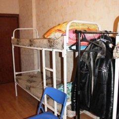 Hostel Preobrazhensky Кровать в мужском общем номере с двухъярусной кроватью фото 3