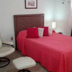 Hostel Lit Guadalajara Стандартный номер с различными типами кроватей фото 3