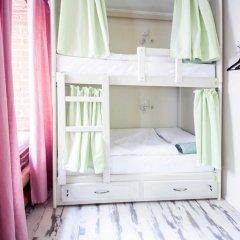 Волхонка хостел Стандартный номер с разными типами кроватей фото 2