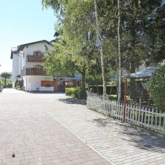Hotel Stella Alpina Фай-делла-Паганелла парковка