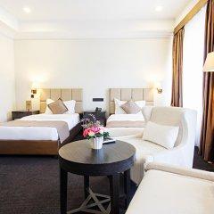 Отель Амбассадор 4* Стандартный номер с двуспальной кроватью фото 9