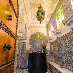 Отель Riad Sidi Fatah Марокко, Рабат - отзывы, цены и фото номеров - забронировать отель Riad Sidi Fatah онлайн интерьер отеля фото 2