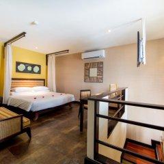Отель Andaman White Beach Resort 4* Люкс с различными типами кроватей фото 14