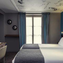 Отель Mercure Paris Opera Grands Boulevards 4* Стандартный номер с разными типами кроватей