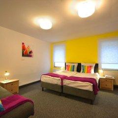 Hotel Topaz Poznan Centrum 3* Люкс с различными типами кроватей фото 3