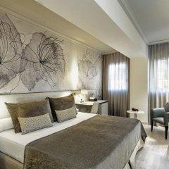 Sallés Hotel Pere IV 4* Номер Делюкс с различными типами кроватей фото 2