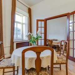 Апартаменты Business Apartments on Nevsky 79 питание
