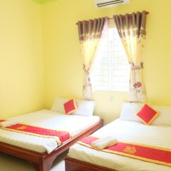 Отель Mai Binh Phuong Bungalow Бунгало с различными типами кроватей фото 4