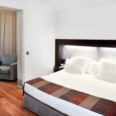 Отель Catalonia Port 4* Стандартный номер с различными типами кроватей фото 8