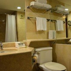 Отель Wyndham Garden Guadalajara Expo 3* Стандартный номер с различными типами кроватей фото 4
