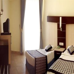 Kleopatra Balik Hotel 3* Стандартный номер с двуспальной кроватью фото 5