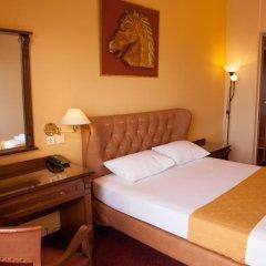 Отель Galini Palace 3* Стандартный номер с двуспальной кроватью фото 3