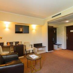 Hotel Rocca al Mare 4* Стандартный семейный номер с двуспальной кроватью