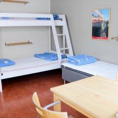 Stf Malmö City - Hostel Кровать в мужском общем номере фото 4