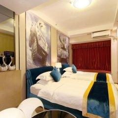 Апартаменты Guangzhou Chimelong Heefun International Service Apartment Номер Делюкс фото 5