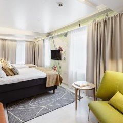 Hotel Indigo Helsinki - Boulevard 4* Стандартный номер с различными типами кроватей фото 3