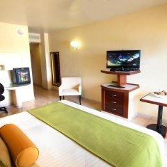 Olas Altas Inn Hotel & Spa 3* Представительский люкс с различными типами кроватей фото 9