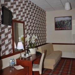 Отель Stara Garbarnia 3* Стандартный номер фото 4