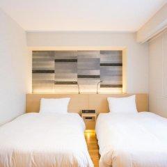 Отель Nishitetsu Croom Hakata 4* Стандартный номер фото 3