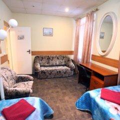 Мини-Отель Северная Стандартный номер с 2 отдельными кроватями (общая ванная комната)