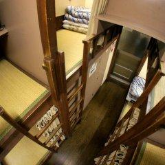 Dorm Hostel Ebisuya Кровать в мужском общем номере фото 5