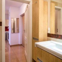 Отель Apartamenty Silver Улучшенные апартаменты с различными типами кроватей фото 10