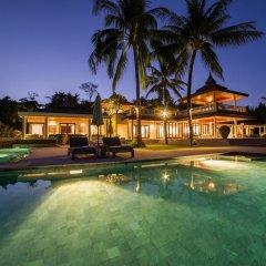 Отель Trisara Villas & Residences Phuket 5* Стандартный номер с различными типами кроватей фото 44