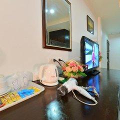 Отель Lada Krabi Residence 2* Номер категории Эконом с различными типами кроватей фото 5