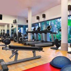 Отель Dusit Thani Krabi Beach Resort фитнесс-зал фото 2