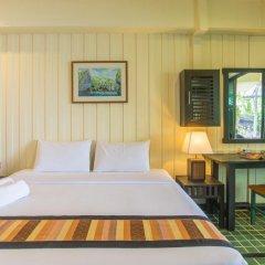 Krabi City Seaview Hotel 2* Номер Делюкс с различными типами кроватей фото 7