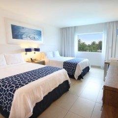 Отель Holiday inn Acapulco La Isla 3* Люкс с различными типами кроватей фото 5