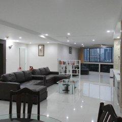 Отель President Park - Ebony Towers - unit 11A Бангкок комната для гостей фото 3