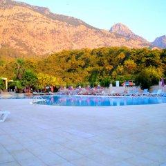 Magic Sun Hotel - All Inclusive бассейн