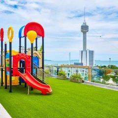 Отель Water Park Condominium by Able Estate Паттайя детские мероприятия
