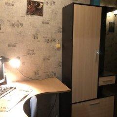 Гостиница Hostels Paveletskaya Стандартный номер с разными типами кроватей фото 10